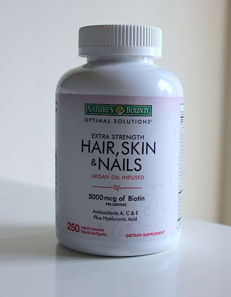 Hair Skin and Nails Biotin Vitamins How to Repair a Damaged Nail