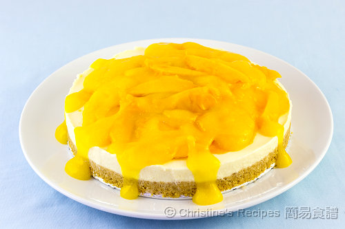 芒果芝士蛋糕 Mango Cheesecake02