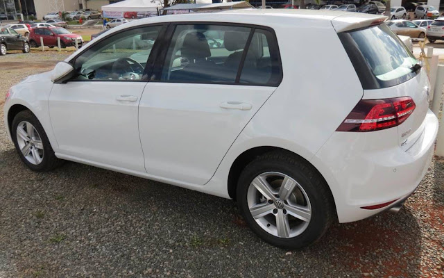 VW Golf TSI 1.4 Mexicano
