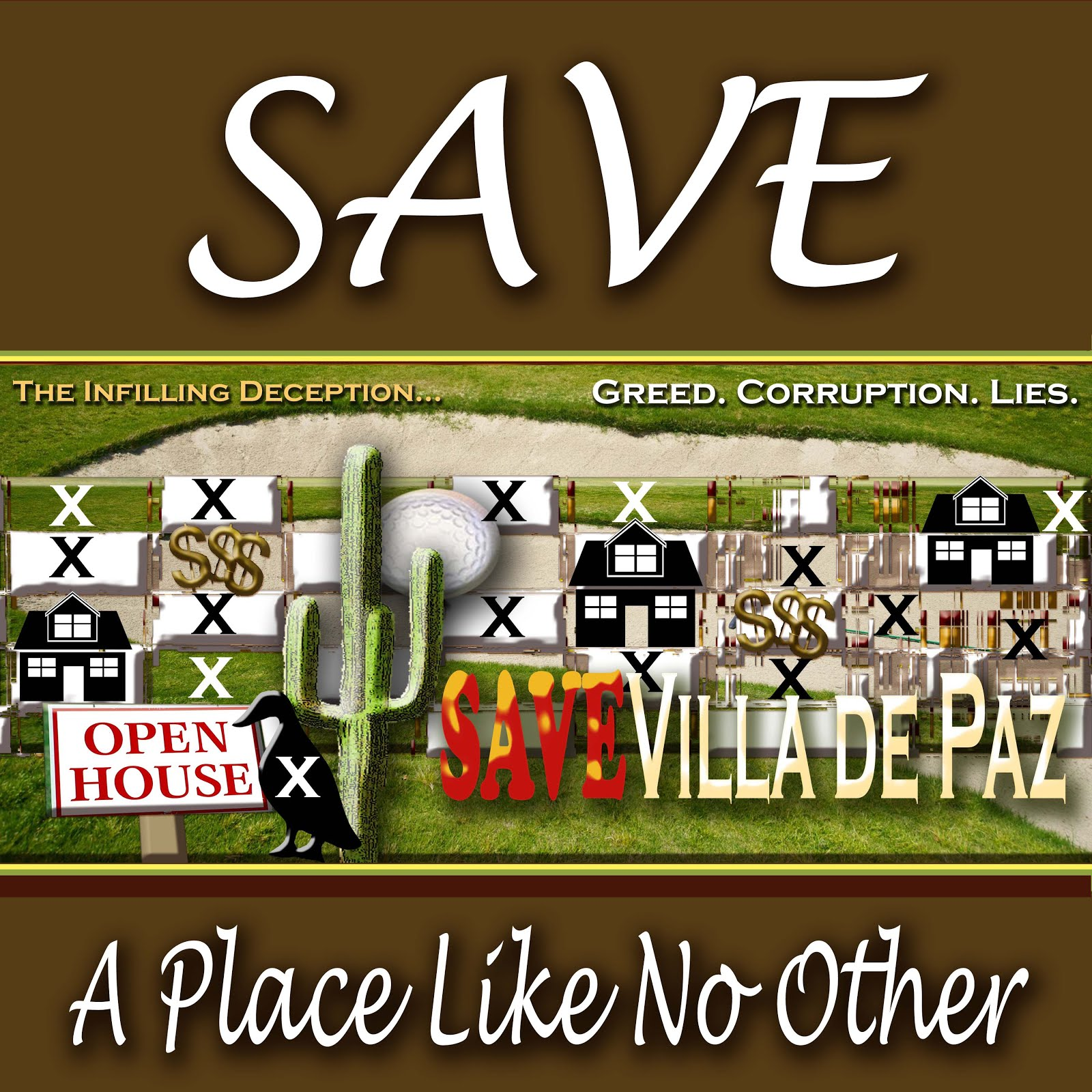 Save  Villa  de Paz
