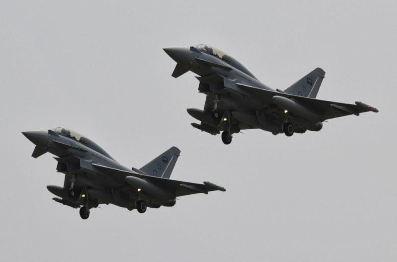 الموسوعه الفوغترافيه لصور القوات الجويه الملكيه السعوديه ( rsaf ) - صفحة 6 Saudi+Eurofighter+Typhoon+Fighter+Jet+Royal+Saudi+Air+Force+%2528RSAF%2529+Royal+Saudi+Air+Force+Eurofighter+EF-2000+Typhoon+F234+%25283%2529