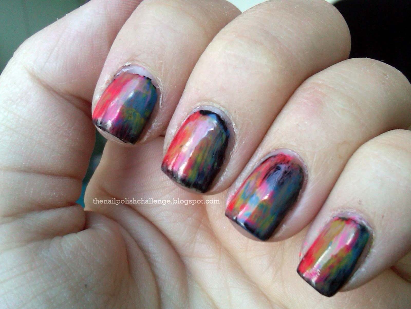 How to paint nails for fengshui