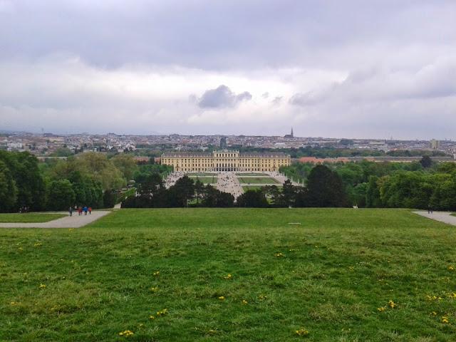 Schloss (palace of) Schönbrunn