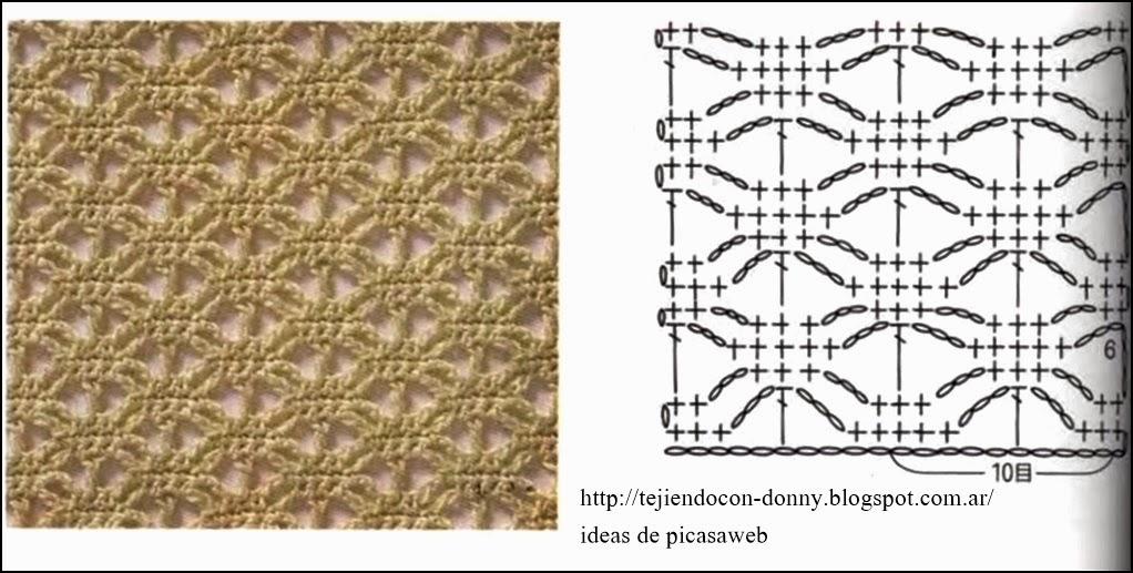 Patrones De Crochet Para Tejer