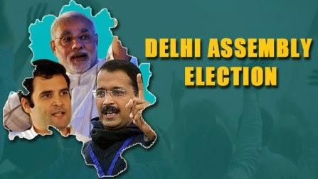 Delhi Election Result 2015 Live News Streaming