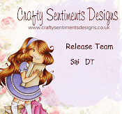 Crafty Sentiments Designs New Release