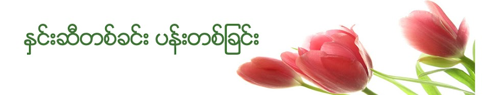 နွင္းဆီတစ္ခင္း ပန္းတစ္ျခင္း