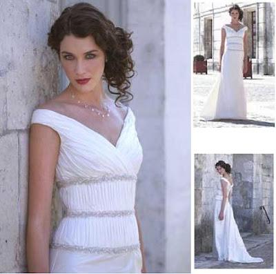 Grecian Wedding Dresses on Grecian Wedding Dresses Style