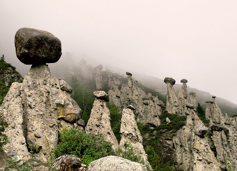 Akkurum hongos piedra rusia
