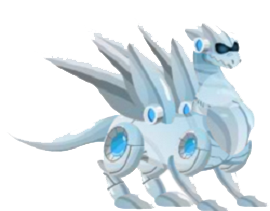 dragon robot adulto