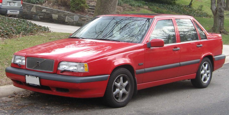 Jay's Online Notepad: Volvo 850