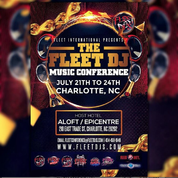 FLEET DJS MUSIC CONFERENCE