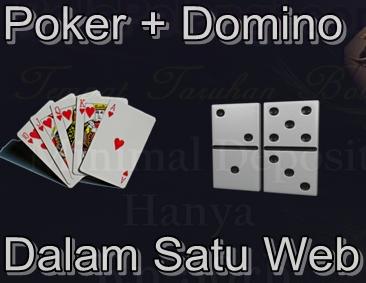 agen domino online indonesia terpercaya