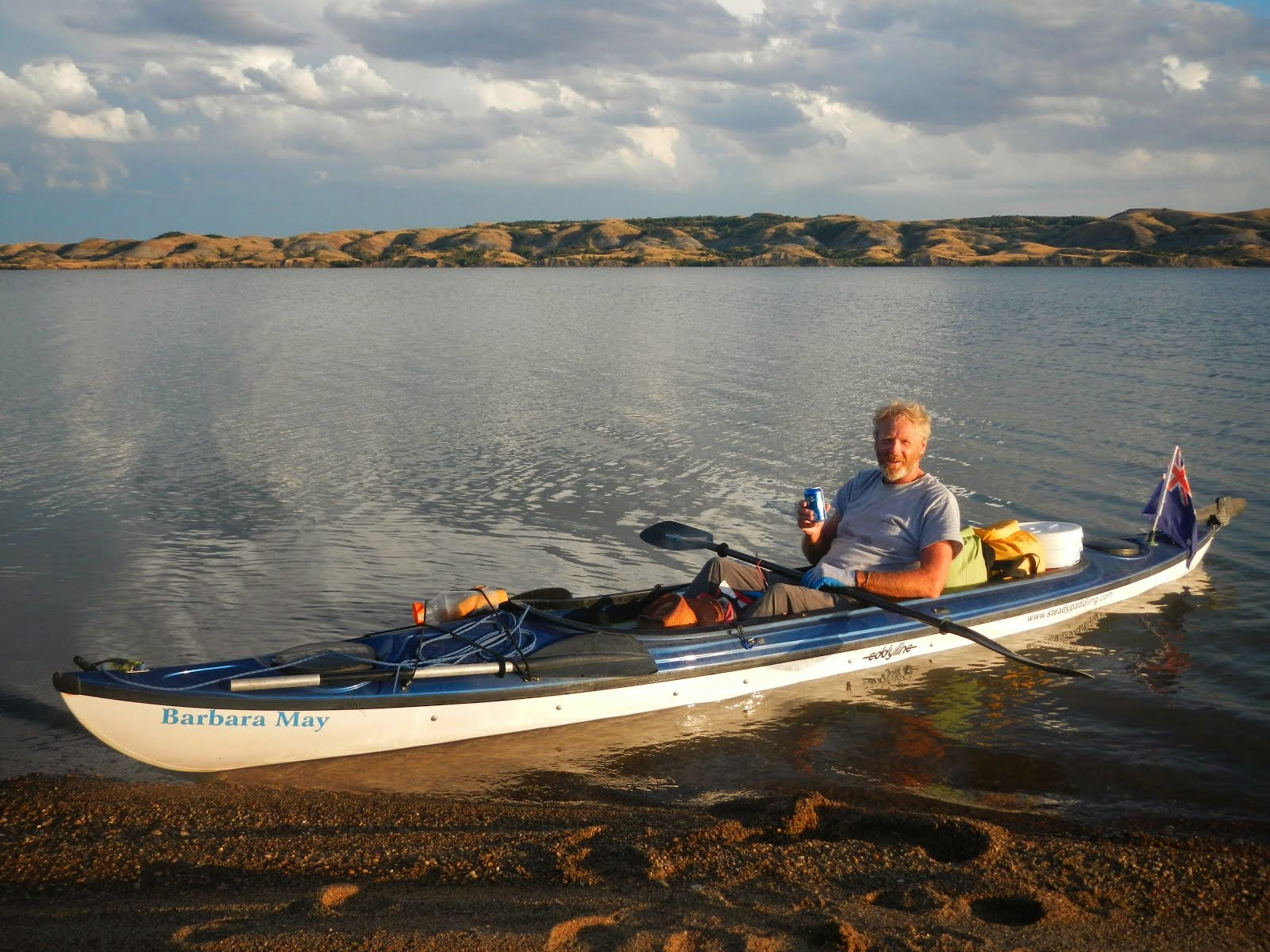 2012 - Paddling the Missouri River