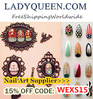 Use WEXS15 for 15% off at Lady Queen's