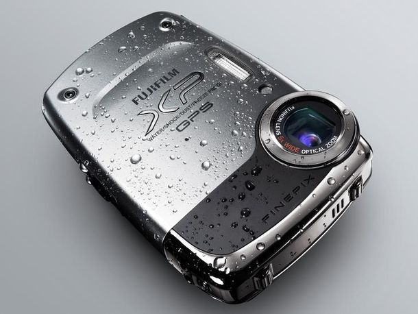 Fuji XP30 GPS Travelog