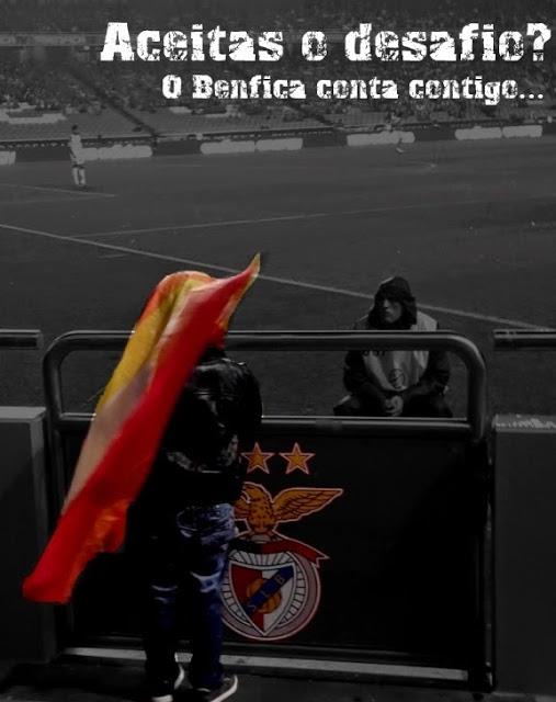o Benfica precisa de MÍSTICA no domingo contra o Setúbal!