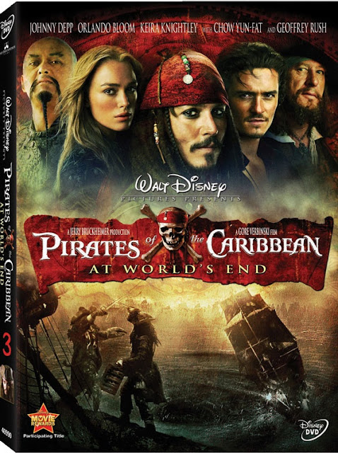 Pirates of the Caribbean At World%2527s End 2007