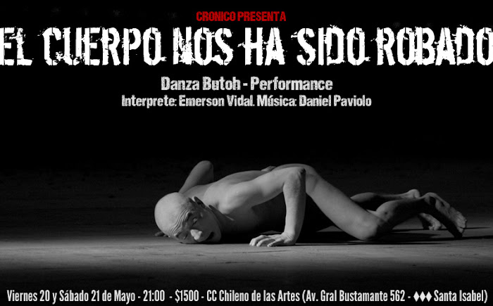 Danza Butoh - Performance
