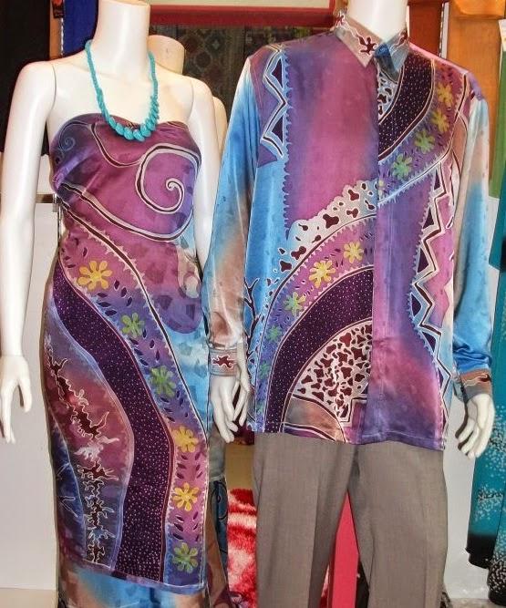 Batik Sedondon Pilihan Ramai 2014