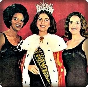 TOP TRES MISS BRASIL 1964