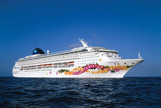 Norwegian Cruise Line's Norwegian Sky