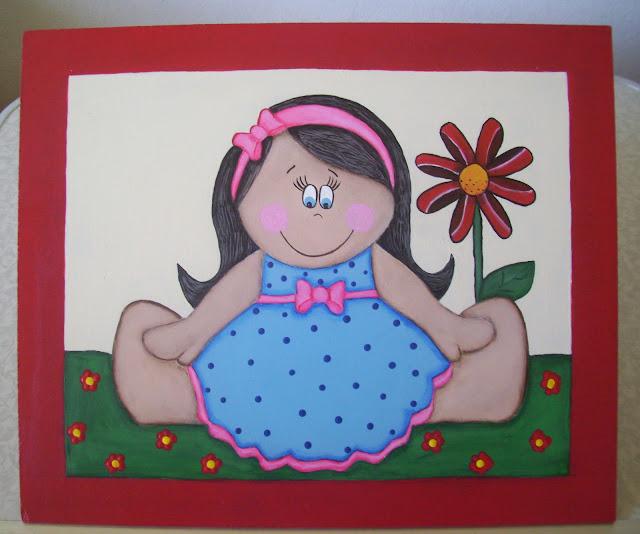 As minhas artes com madeiras - 02-08-2012 Menina1