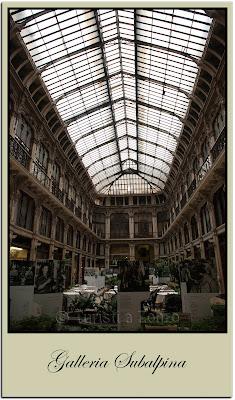 Galleria Subalpina - Torino