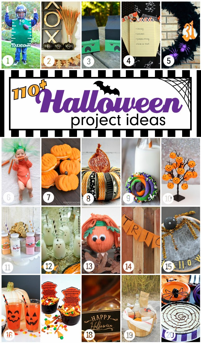 Halloween Bash Blog Hop Tuesday 20 Projects | www.blackandwhiteobsession.com