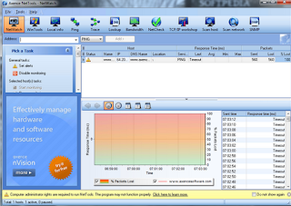 Download Axence NetTools 8.0