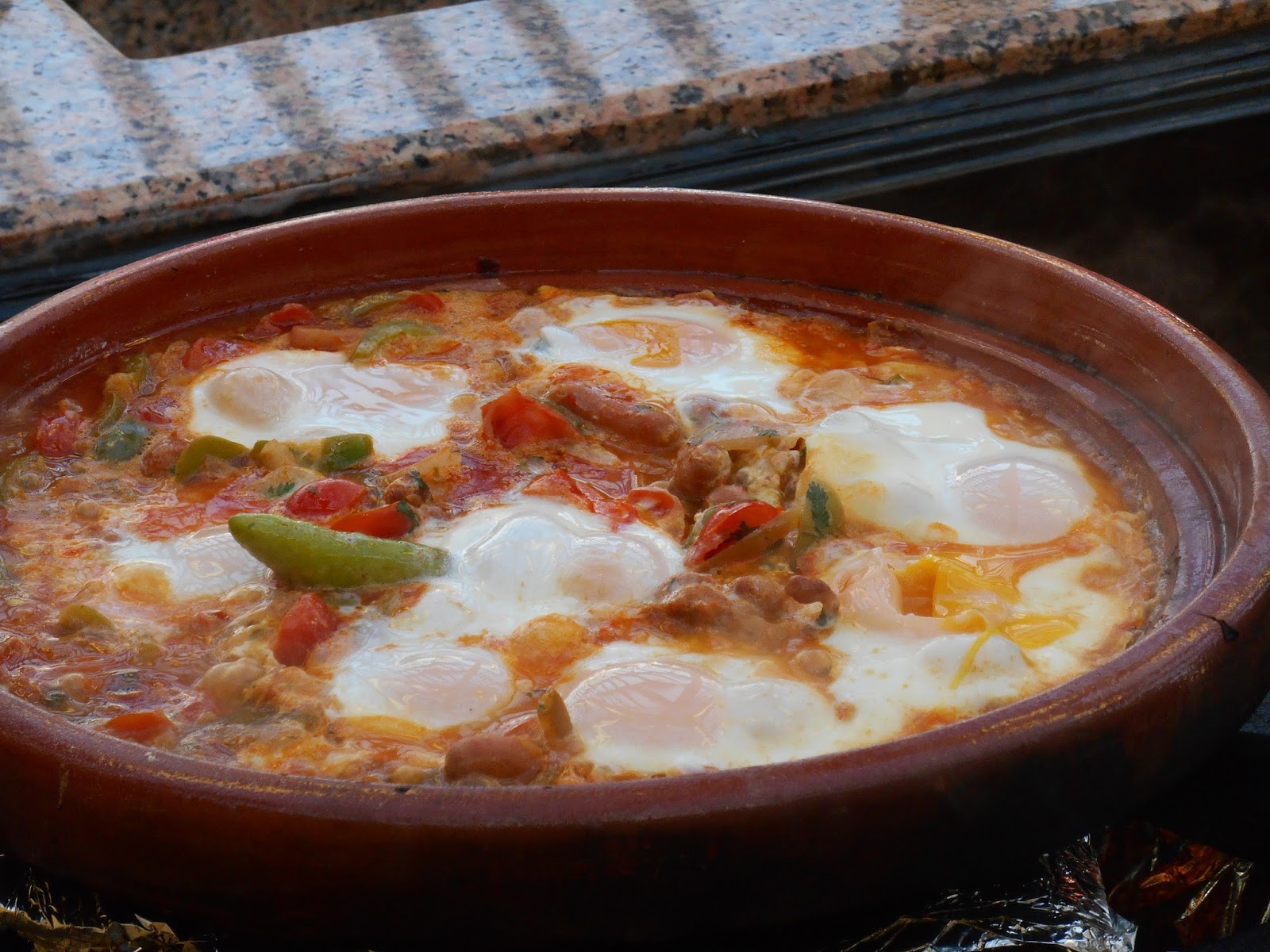 Madhouse family reviews moroccan recipe chakchouka chakchouka forumfinder Image collections