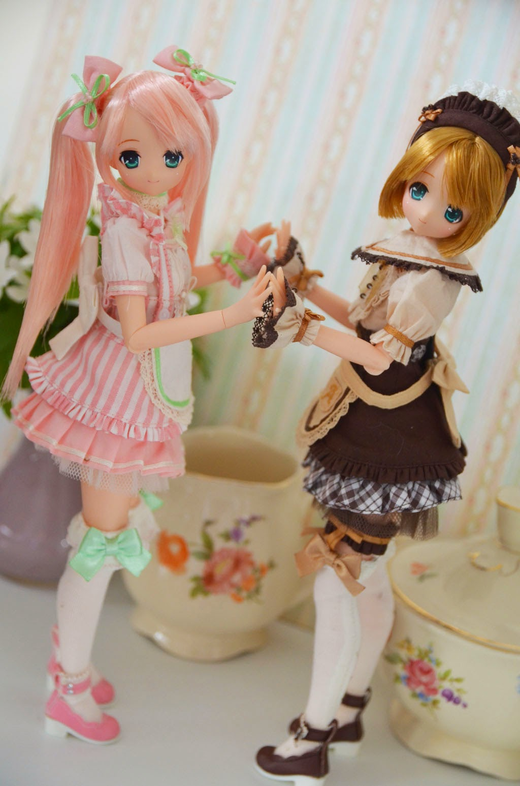 sweets a la mode azone dolls