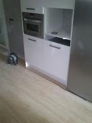 suelos para cocinas en simon verde