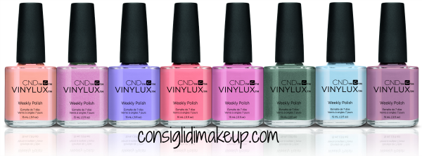 Preview: Flora & Fauna Collection - Vinylux & Schellac CND