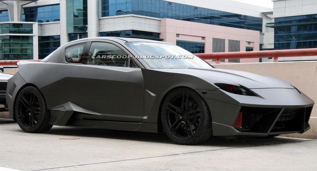 E Car Wallpaper: Mazda rx8 Modified Photos 2012