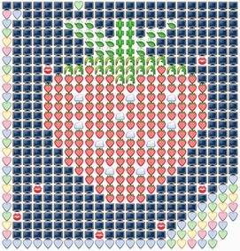 fresa emoji facebook