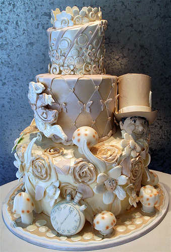 Wedding Cake Molds