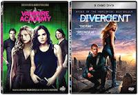 Divergent / Vampire Academy