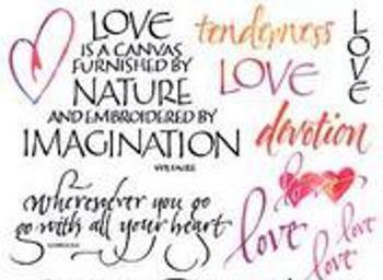 Kata kata mutiara Cinta