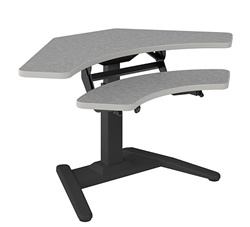 Height Adjustable Desk by Mayline