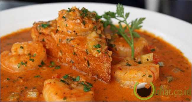 Shrimp Creole – Amerika Serikat