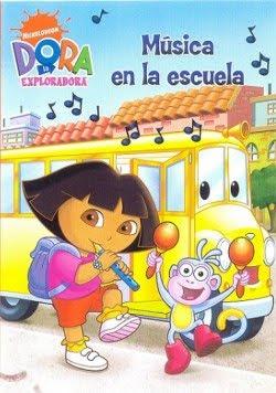 DVD Dora Musica Escuela