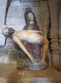 Nossa Senhora da Piedade, Igreja de S. Tiago, Belmonte
