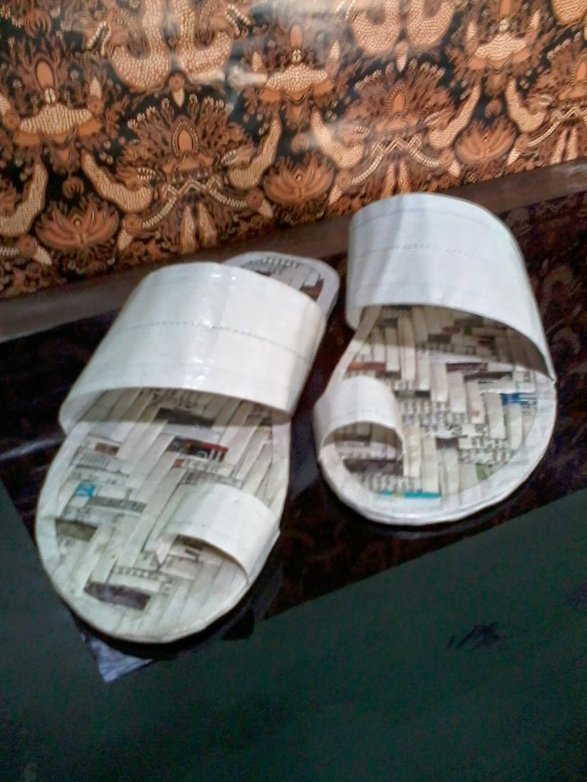 Artikel tentang Kerajinan Barang Bekas Dari Kaleng hanya ada di ...