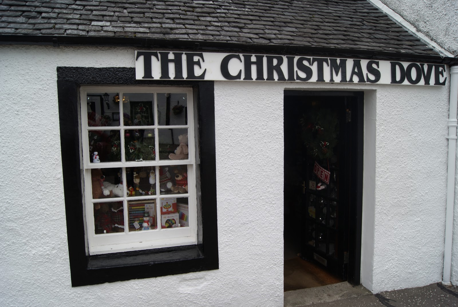 Inveraray, Scotland, holidays, Christmas