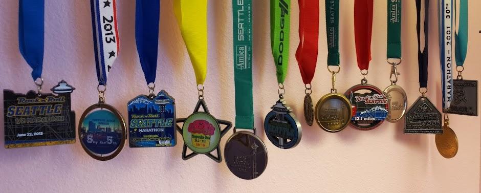 Jeanne Runs Marathons