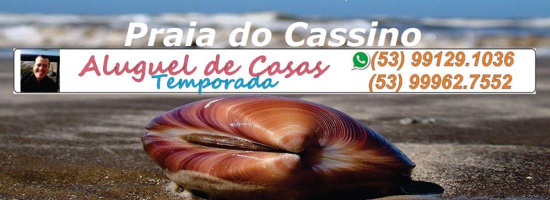 Praia do Cassino - Aluguel de Casas, Praia do Cassino