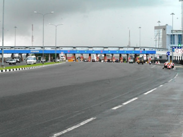 second lekki toll gate