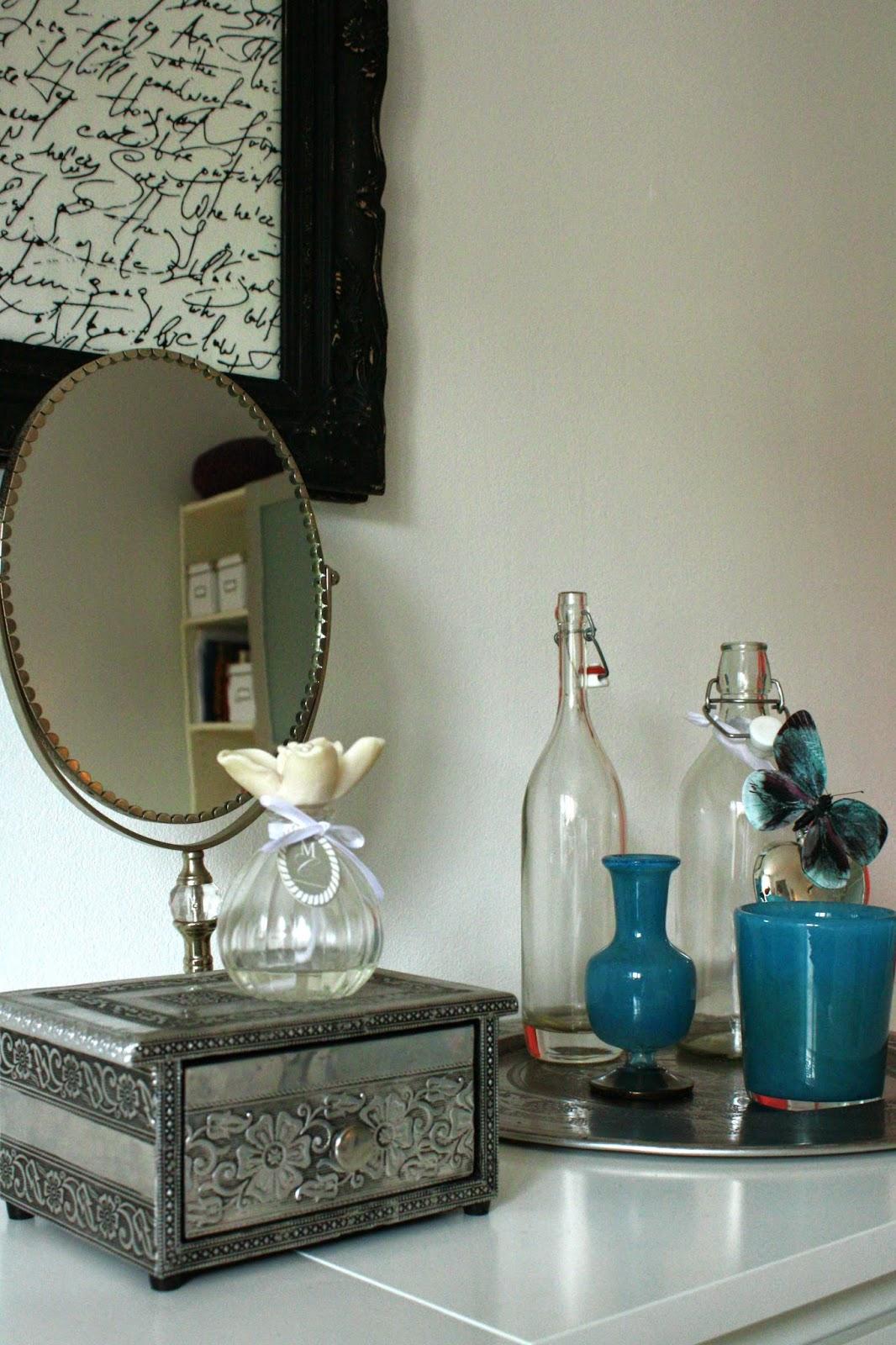Love deko mein erster sonnatgsbesuch schick in silber for Dekoration wohnung ausbildung