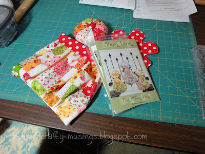 pincushion project A